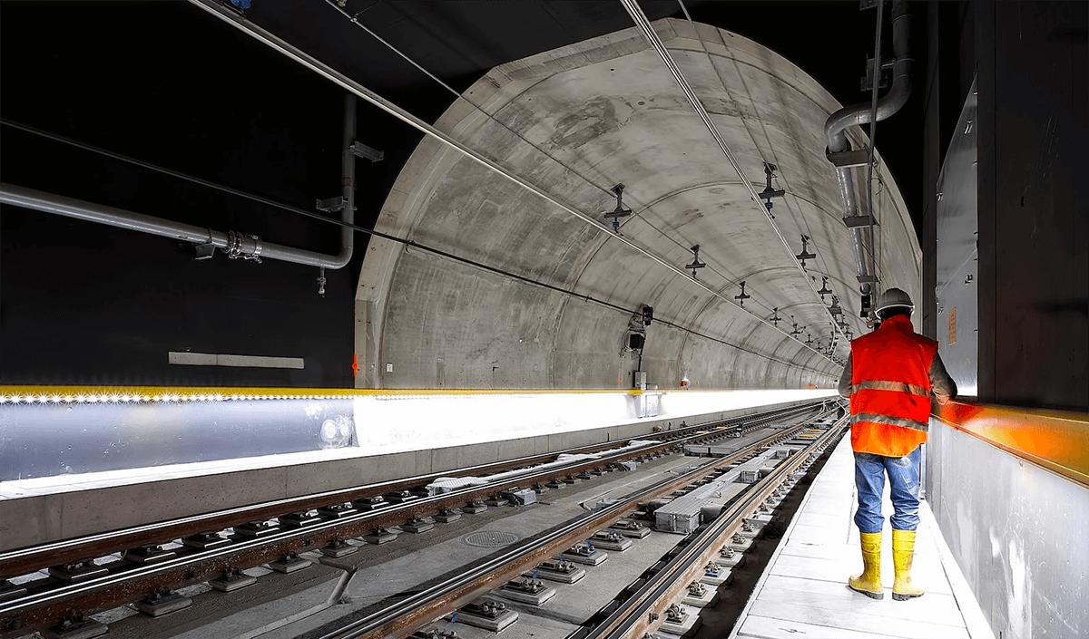 tunnel construction site ricardo gomez angel photo