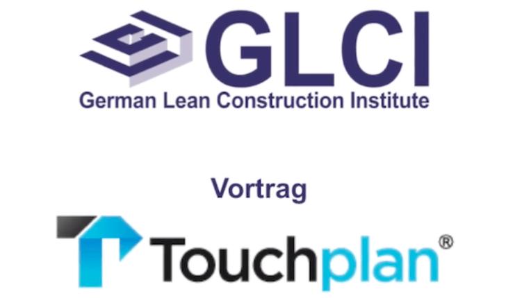 GLCI vortrag Touchplan logos