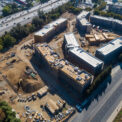 Sundt Construction built a 365,000-sf student housing project for California State University, Sacramento in time for the start of the fall semester.